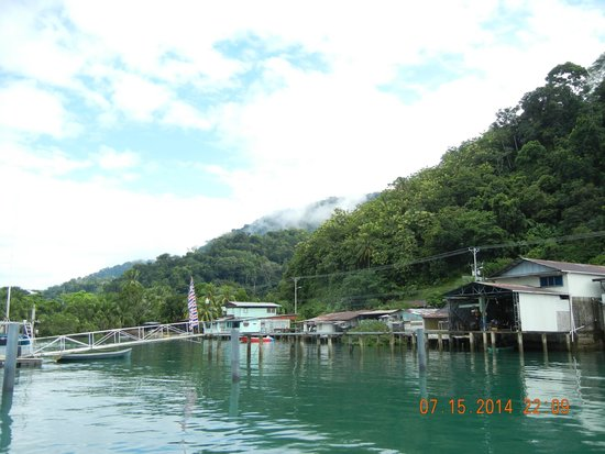 Banana Bay Marina: VIEW OF BAY