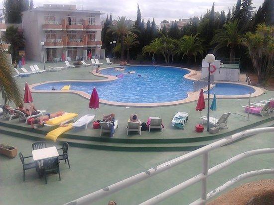 Appartamentos Club Sa Coma : zwembad