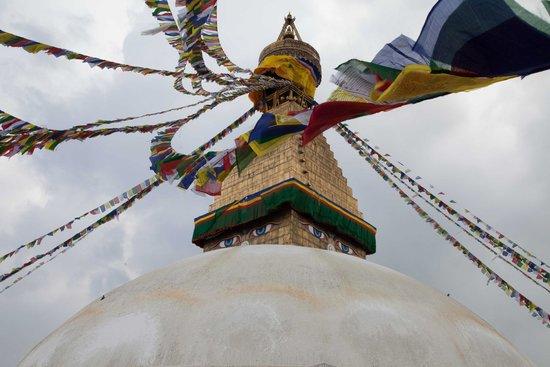 Stûpa de Bodnath : Stupa
