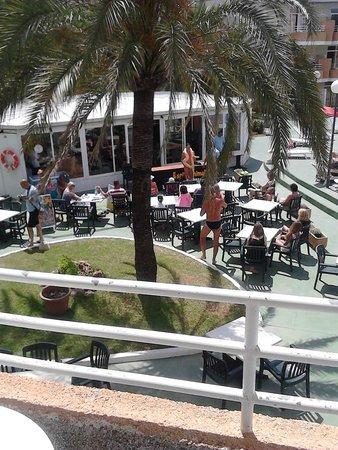 Appartamentos Club Sa Coma: receptie - restaurant