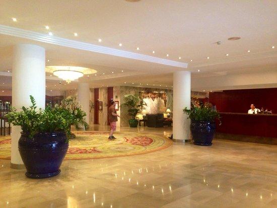 Hotel Botánico & The Oriental Spa Garden: Recepción