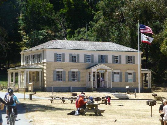 Angel Island State Park : Visitor Centre Angel Island