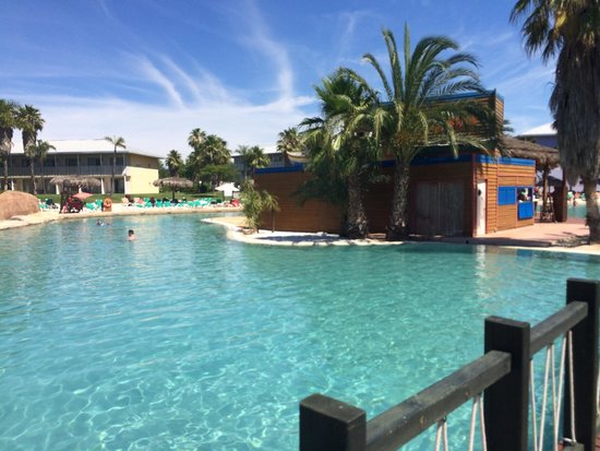 PortAventura Hotel Caribe : Sand Pool