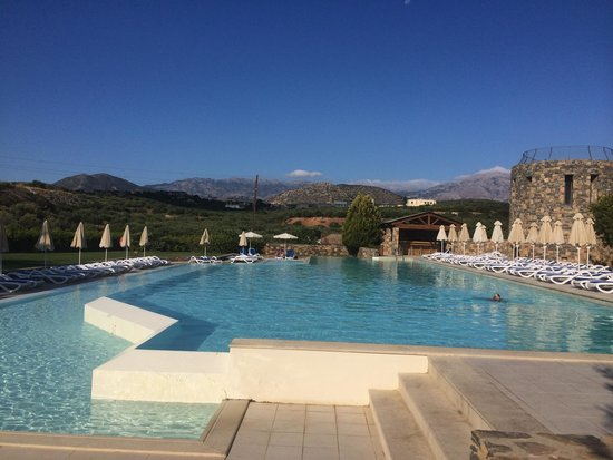 Mirabello Beach & Village Hotel: Village Pool