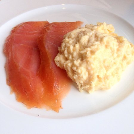 The Seafood Restaurant Accommodation: Breakfast is served