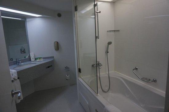 Holiday Inn Istanbul City: Bathroom