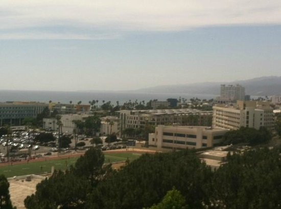 Le Meridien Delfina Santa Monica : View from our Hotel Room :)