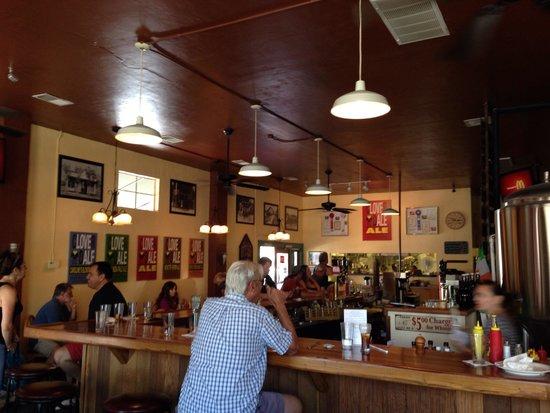 Ruth McGowan's Brew Pub: Pub