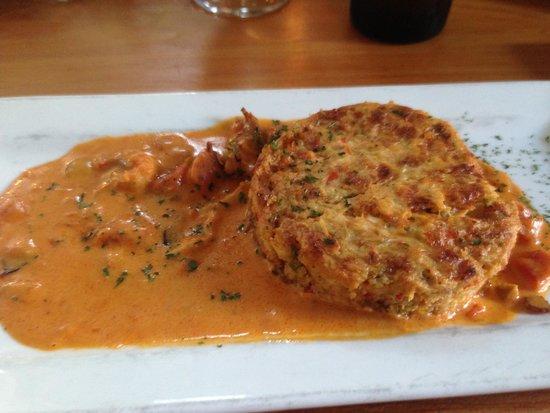 Cafe Des Amis: Alligator Cheesesteak