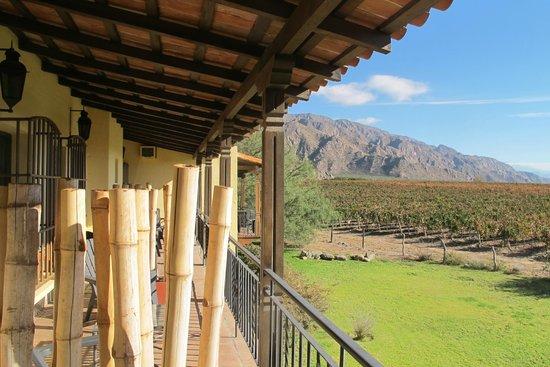 Altalaluna Hotel Boutique & Spa : vista desde el cuarto