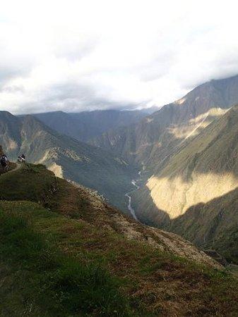 Camino Inca: third day of trek