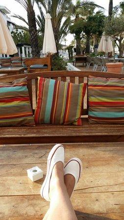 Hotel Club Bahamas Ibiza : So relaxing
