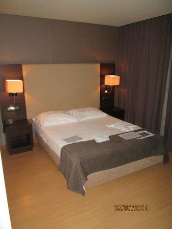Turim Iberia Hotel: Room on the 3rd floor
