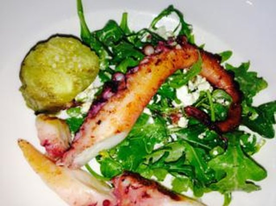 Avalon Grille: Grilled Octopus