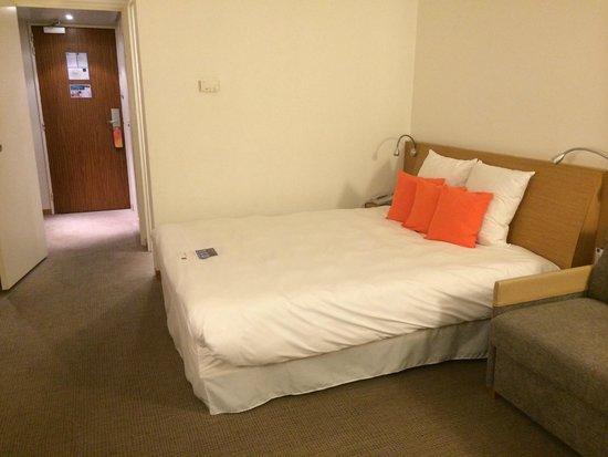 Novotel Grenoble Centre: room1