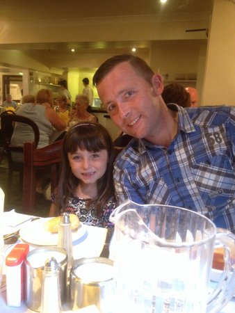 Royal Seabank Hotel: The restaurant yummy food x