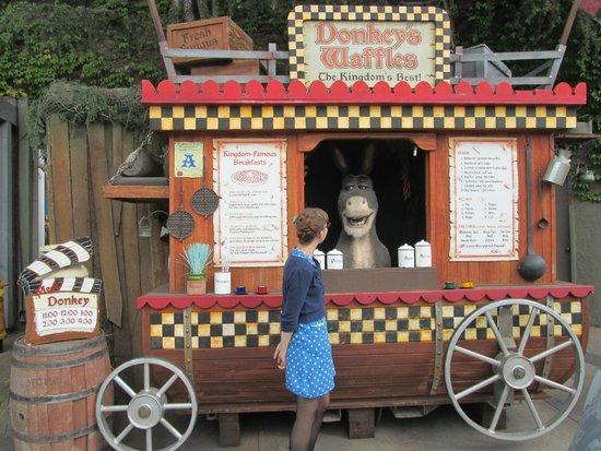 Universal Studios Hollywood: Donkey