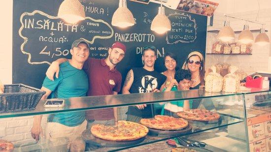 Panzerotti & Friends - Appia : From Panzerotti&Friends- The Best Place for the Bella Italia