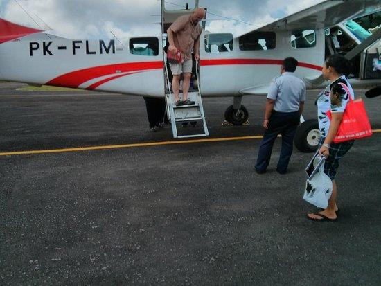 Kura Kura Resort: Cessna