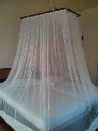 Kura Kura Resort: Mosquito protection