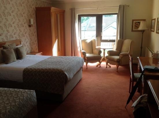 Mill Park Hotel: Beautiful room