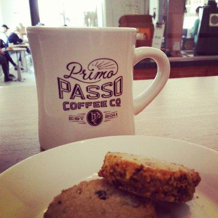 Photo of Cafe Primo Passo Coffee at 702 Montana Ave, Santa Monica, CA 90403, United States