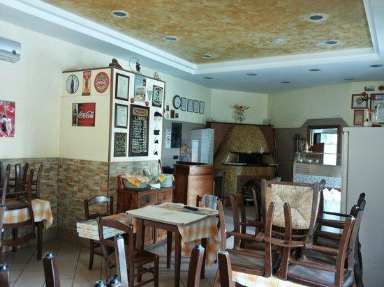 Pizzeria Il Girasole: Interno sala