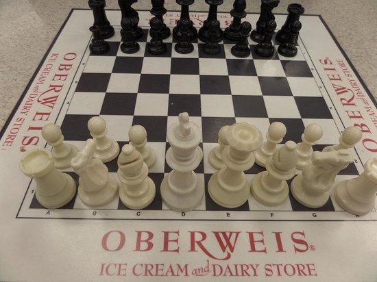 Oberweis Dairy: Mesa