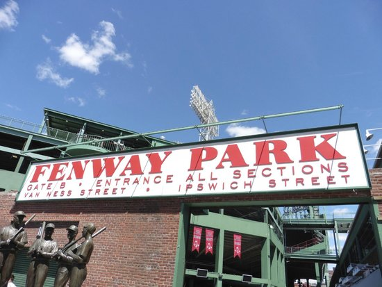 Fenway Park is one of the sights you visit on the Beantown Trolley