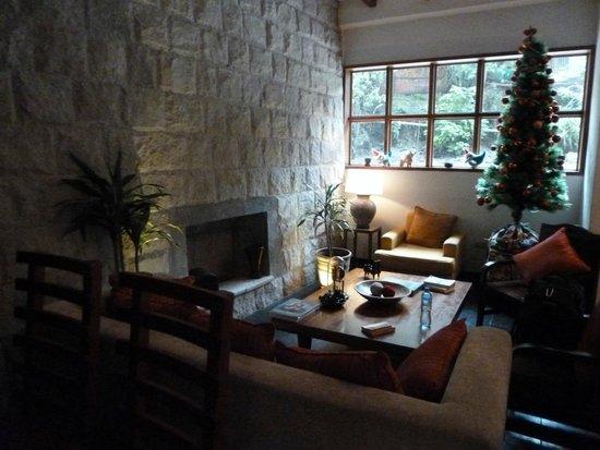 Casa del Sol Machupicchu: Lobby