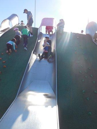 Sydney Olympic Park: Slides