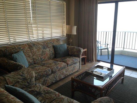 Carolina Winds: living room 701