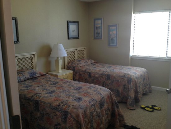 Carolina Winds: Double beds