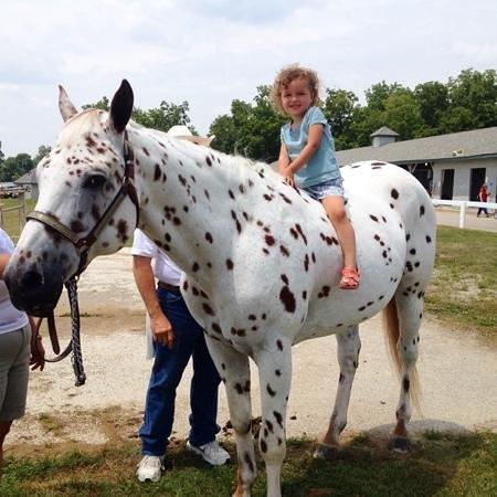 Kentucky Horse Park: Ricky Rocker