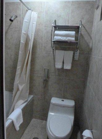 Wyndham Cusco Saqsayhuaman : bathroom