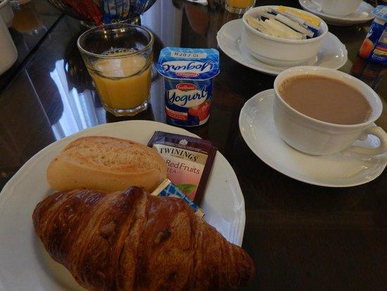 Pensione Guerrato delish breakfast