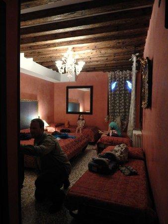 Pensione Guerrato, room for 5