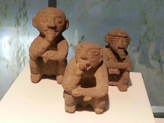 Museo del Jade: Arte precolombina