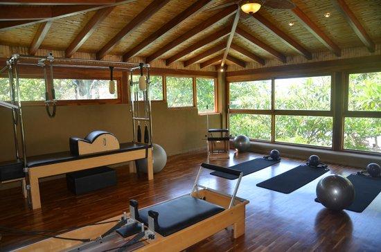 Florblanca Resort: Ocean Front Pilates Studio
