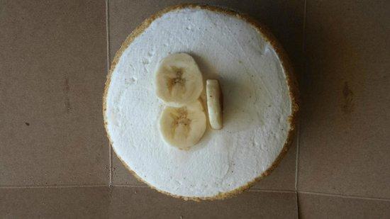 Leoda's Kitchen and Pie Shop: Banana Cream Pie