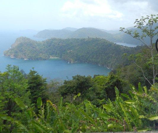 Mirante Maracas bay