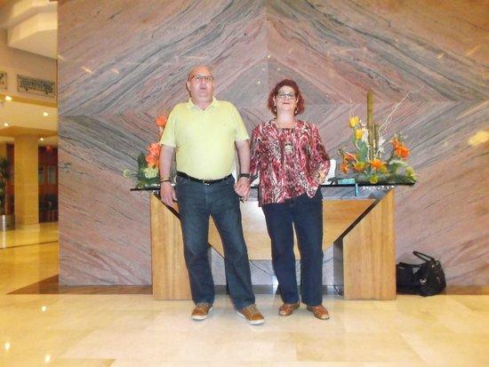 Hotel RH Princesa & Spa: recepcion