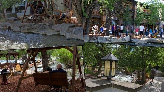 Silver Moon Inn: Fall River