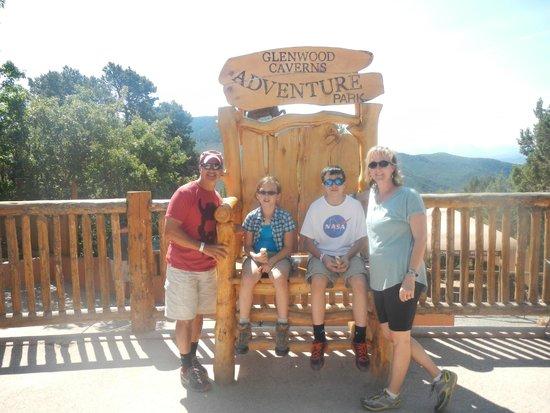 Hotel Glenwood Springs: Adventure Park