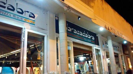 Abracadabra Pizza Restaurant
