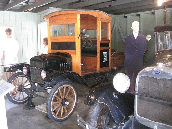 Edison & Ford Winter Estates: A Truck