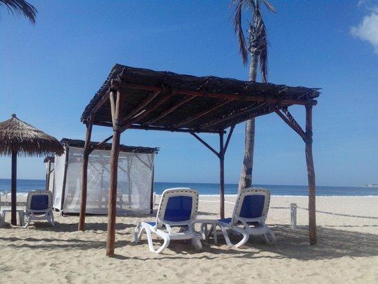 Royal Decameron Los Cabos: Camastro