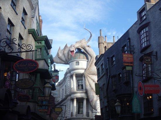 Universal Studios Florida: Diagon Alley