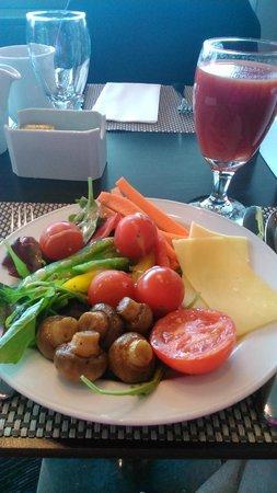 Hilton London Angel Islington : Breakfast