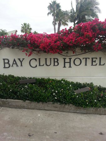 Bay Club Hotel & Marina: Entry